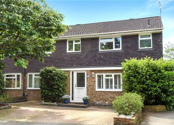 Thumbnail 5 bedroom semi-detached house for sale in Copelands Close, Camberley, Surrey