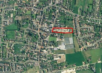 Thumbnail Land for sale in Fieldside, Crowle, Scunthorpe