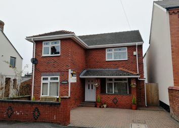 Thumbnail 4 bed detached house for sale in Woodland Street, Shotton, Deeside