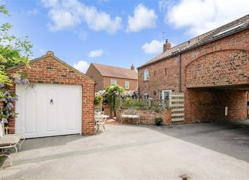 Thumbnail 3 bed mews house for sale in Church Street, Whixley, York