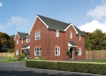 "Thumbnail 3 bed end terrace house for sale in ""Castlewellan"" at Close Lane, Alsager, Stoke-On-Trent"