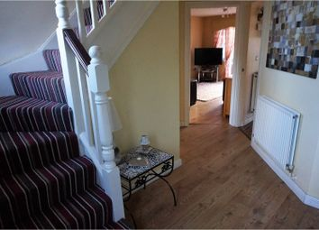 Thumbnail 4 bed detached house for sale in Llys Pentre, Bridgend