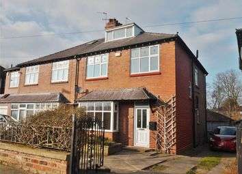 Thumbnail 4 bed semi-detached house for sale in Millfield Lane, Hull Road, York
