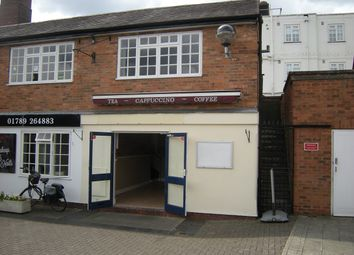 Thumbnail Restaurant/cafe to let in Off Henley Street, Stratford Upon Avon