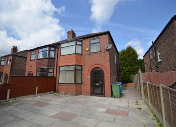 Thumbnail 3 bed semi-detached house to rent in Carnforth Road, Heaton Chapel, Stockport