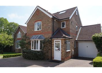 Thumbnail 5 bed detached house for sale in St. Elizabeth Drive, Epsom