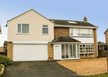 Thumbnail 4 bed detached house for sale in 24 Churchill Avenue, Bourne, Lincolnshire