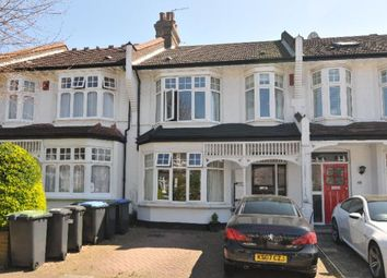 Thumbnail 2 bed flat for sale in Caversham Avenue, Palmers Green, London