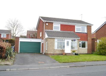 Thumbnail 4 bed detached house for sale in Ingram Drive, Chapel Park, Newcastle Upon Tyne
