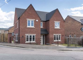 4 bed detached house for sale in Strettea Lane, Shirland, Alfreton DE55