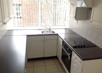 Thumbnail 2 bed flat to rent in Molyneux Court, Broadgreen, Liverpool