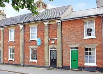 Thumbnail 3 bed terraced house for sale in Victoria Street, Southwold, Suffolk