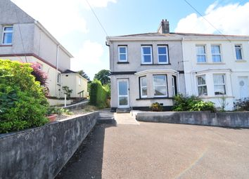 Thumbnail 3 bed semi-detached house to rent in Rose Hill, St. Blazey, Par
