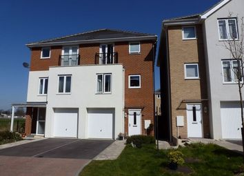 Thumbnail 4 bed town house to rent in Earley, Reading, Berkshire