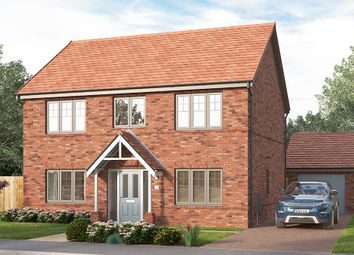 "Thumbnail 4 bed detached house for sale in ""The Lathbury"" at Chilton, Ferryhill"