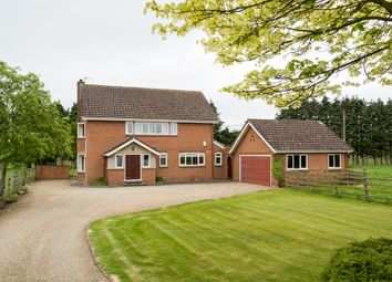 Thumbnail 3 bed detached house for sale in The Green, Raskelf, York