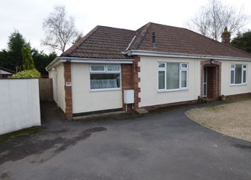 Thumbnail 2 bed semi-detached bungalow to rent in Watleys End Road, Winterbourne, Bristol