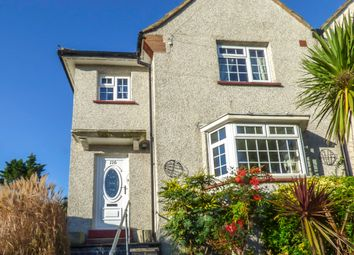 Thumbnail 3 bed semi-detached house for sale in Truro Road, Gravesend, Kent
