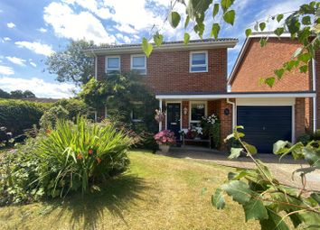 Thumbnail 4 bed detached house for sale in Lower Mead, Petersfield