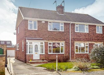 Thumbnail 3 bedroom semi-detached house for sale in Woodland Drive, Anlaby, Hull