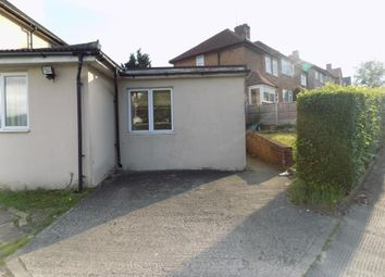 Thumbnail Studio to rent in Wolsey Crescent, New Addington