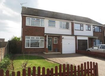 Thumbnail 4 bed semi-detached house for sale in Fronks Road, Dovercourt, Harwich