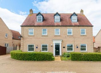 Thumbnail 6 bed detached house for sale in Bridgnorth Drive, Kingsmead, Milton Keynes, Buckinghamshire