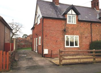 Thumbnail 3 bed semi-detached house to rent in Moors Lane, Winsford