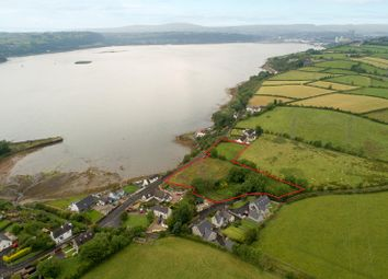 Thumbnail Land for sale in Millbay Road, Islandmagee, Larne, County Antrim