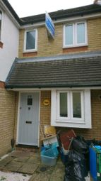 Thumbnail 2 bed terraced house to rent in Heathfield Park Drive, Romford, Essex