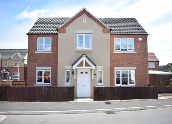 Thumbnail 4 bed detached house for sale in Tom Stimpson Way, Sutton-In-Ashfield