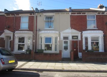 Thumbnail 2 bed terraced house to rent in Hollam Road, Southsea