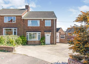 Thumbnail 3 bed semi-detached house for sale in Almond Close, Maltby, Rotherham
