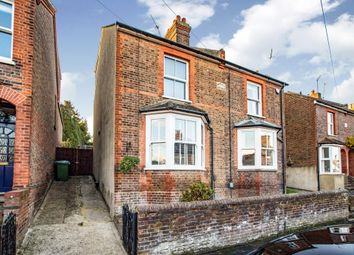 Thumbnail 3 bed semi-detached house for sale in South Hill Road, Hemel Hempstead