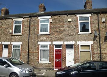Thumbnail 2 bed terraced house for sale in Kitchener Street, Huntington Road, York