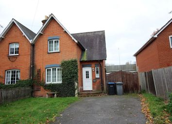 Thumbnail 4 bedroom semi-detached house to rent in Vicarage Road, Egham