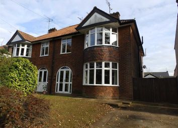 Thumbnail 4 bed semi-detached house for sale in Clapgate Lane, Ipswich, Suffolk