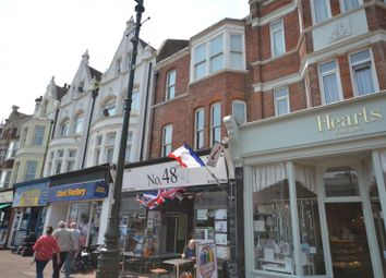 Thumbnail 2 bed flat to rent in Devonshire Road, Bexhill On Sea