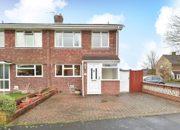 3 bed semi-detached house for sale in Bradley Road, Harestock, Winchester SO22