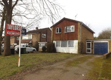 Thumbnail 3 bed detached house for sale in Alston Road, Hemel Hempstead, Hertfordshire