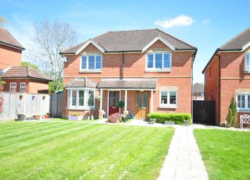 Thumbnail 2 bed terraced house to rent in Hambledon Road, Denmead, Waterlooville