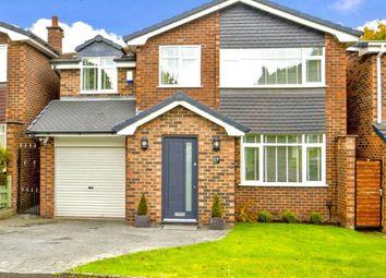 Thumbnail Detached house for sale in Kingsley Drive, Appleton, Warrington