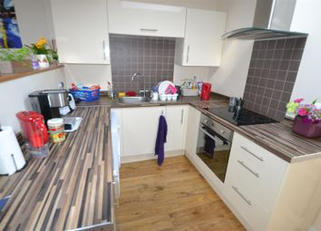 Thumbnail 1 bed flat to rent in Church Gate, Loughborough