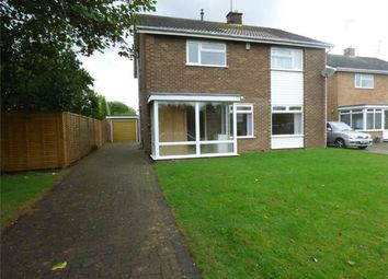 Thumbnail 4 bedroom detached house to rent in Audley Gate, Peterborough, Cambridgeshire