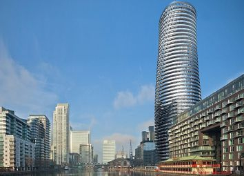 Thumbnail 2 bedroom property to rent in Arena Tower, Crossharbour Plaza, Canary Wharf, London, London.