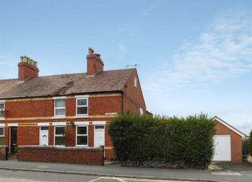 Thumbnail 2 bed end terrace house for sale in Haybridge Road, Wellington, Telford, Shropshire