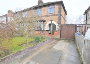 Thumbnail 3 bed semi-detached house for sale in Mossley Road, Ashton-Under-Lyne