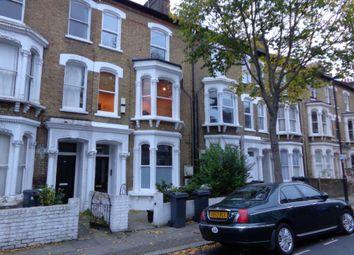 Thumbnail 3 bed flat to rent in Kellett Road, London