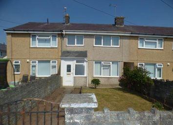 Thumbnail 3 bed terraced house for sale in Morfa'r Garreg, Pwllheli, Gwynedd
