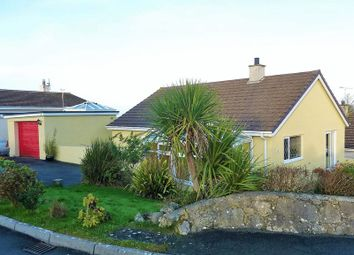 Thumbnail 2 bed detached bungalow for sale in Minffordd Estate, Tyn Y Gongl, Benllech, Anglesey